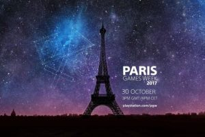 Итоги конференции Sony с выставки Paris Game Week 2017